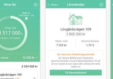 Lånekollen– en hjälpsam app för den med många lån