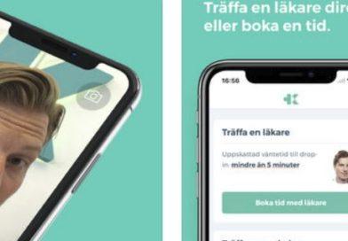 KRY – en app för läkarbesök i mobilen